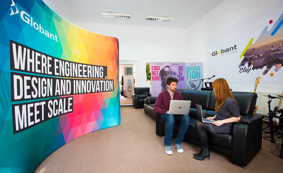 Globant, lider mondial în servicii tehnologice digitale, deschide centru de dezvoltare în Cluj-Napoca