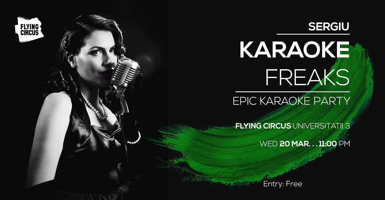 Karaoke Freaks