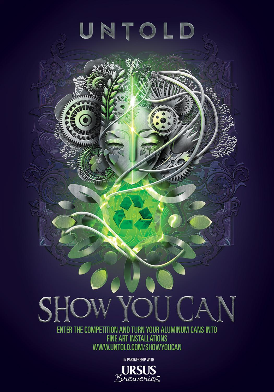 """UNTOLD a lansat competiția internațională """"Show you can!"""""""
