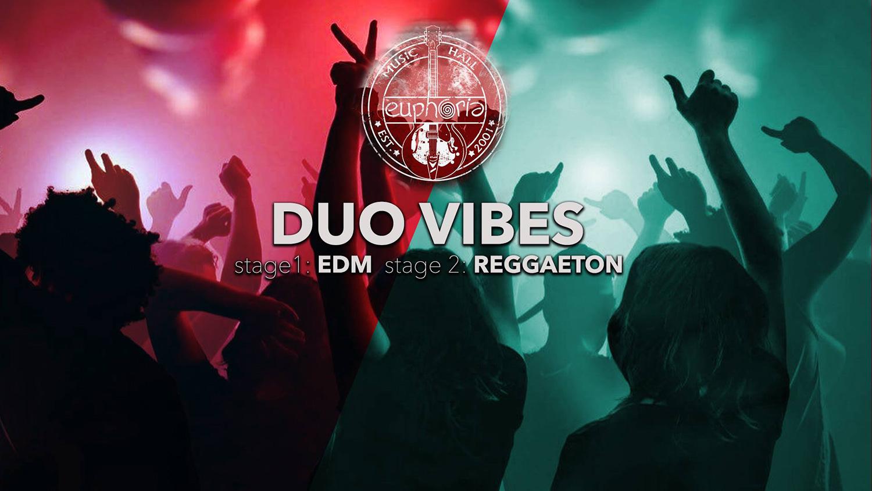Duo Vibes – Edm vs Reggaeton