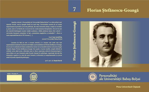 Florian Ștefănescu Goangă - un model academic actual pentru o universitate modernă
