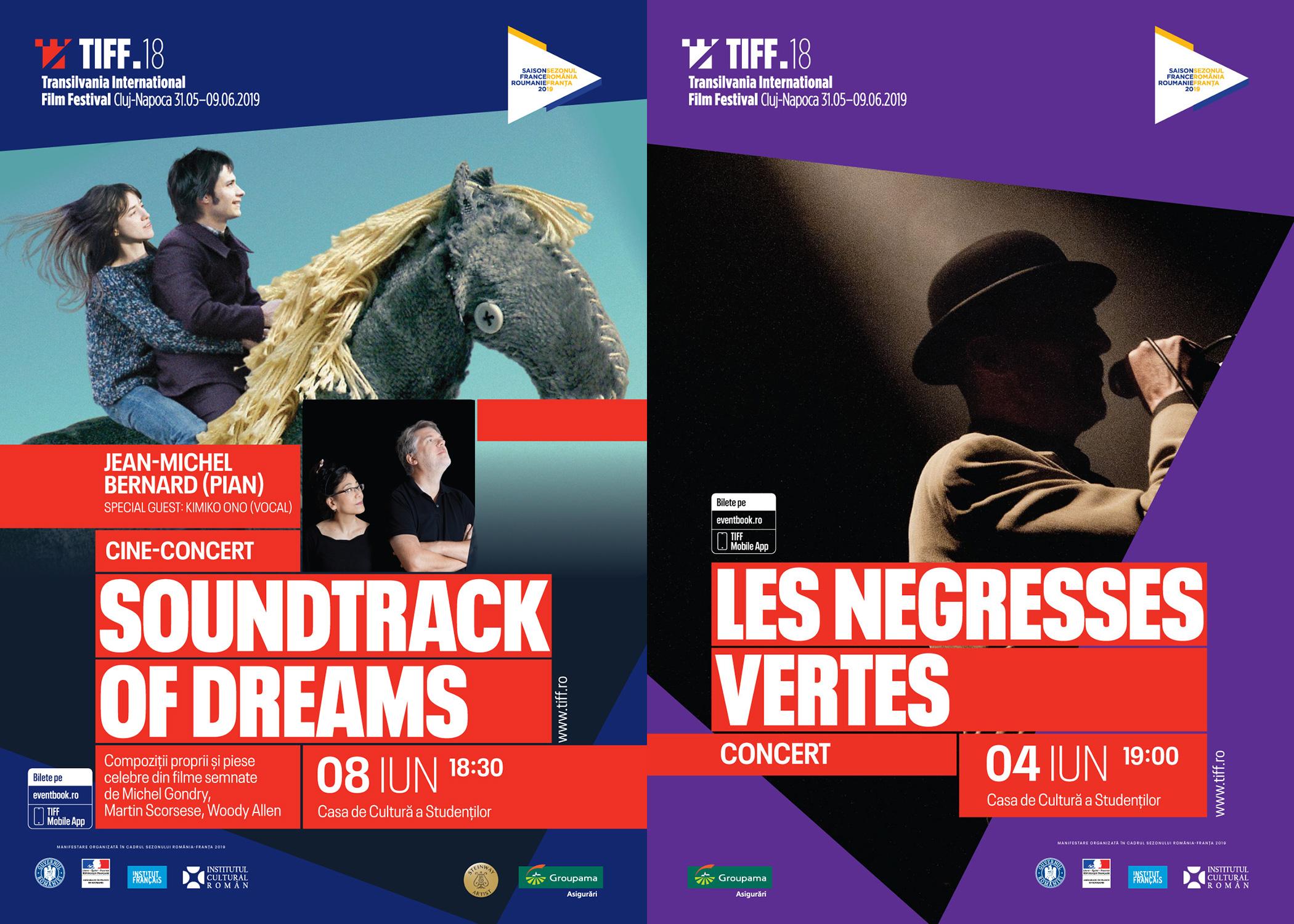 Premiere la TIFF 2019: compozitorul Jean Michel Bernard și grupul Les Négresses Vertes, live, la Cluj