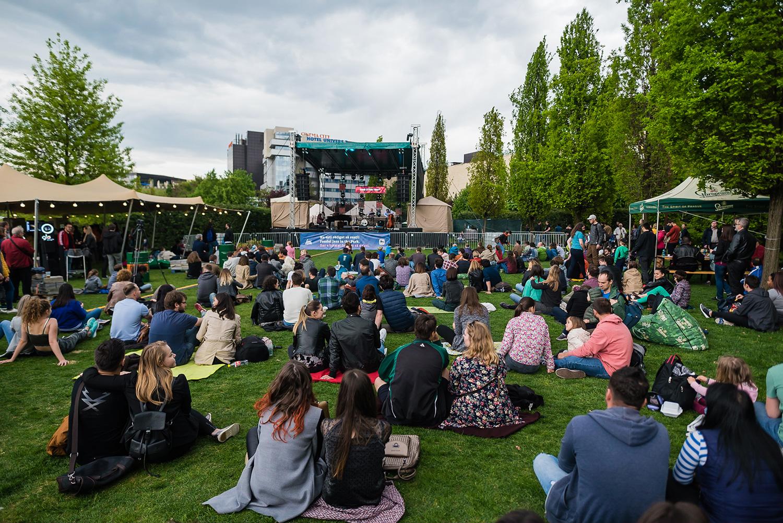 Trupa poloneză Fraktale a câștigat  Concursul Internațional Jazz in the Park (2019)