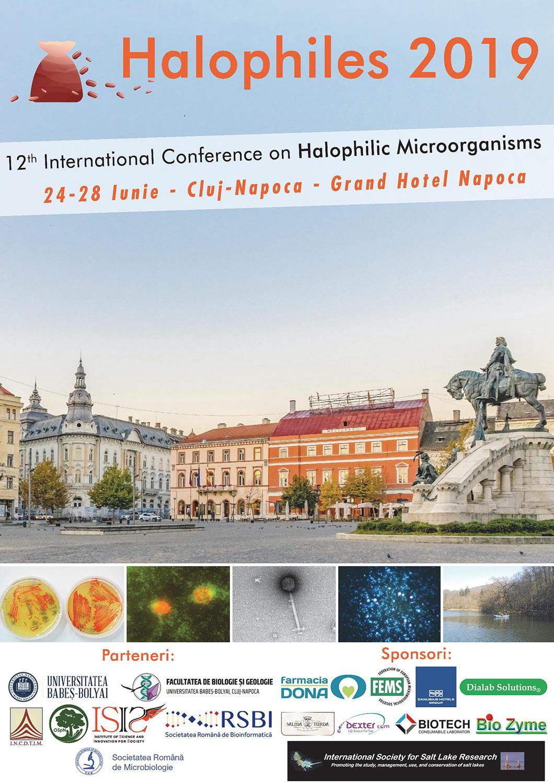 Noile descoperiri din biologia moleculară prezentate în cadrul conferinței internaționale Halophiles