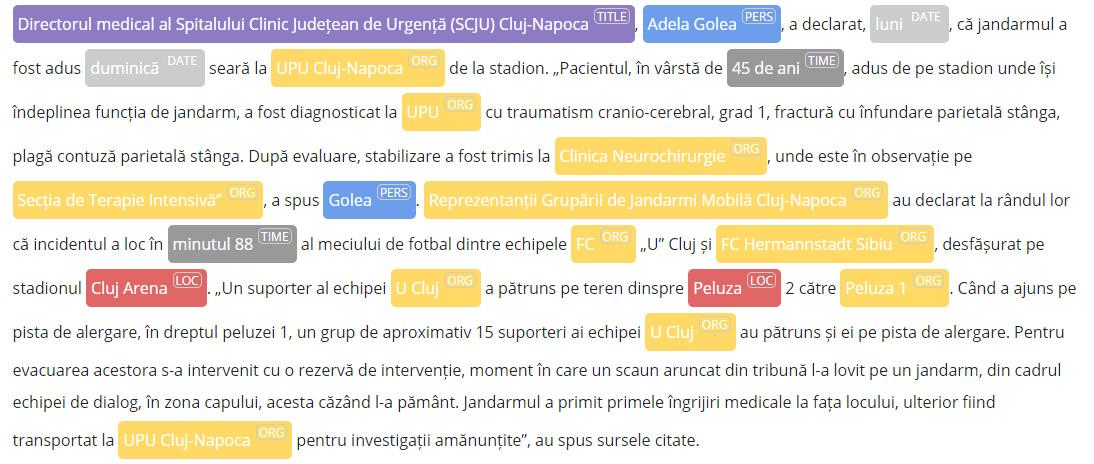 Prima soluție software completă cu Inteligență Artificială pentru limba română a fost lansată la Cluj-Napoca