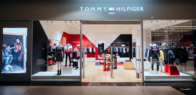 În Iulius Mall s-a deschis primul magazin Tommy Hilfiger Kids din Cluj-Napoca