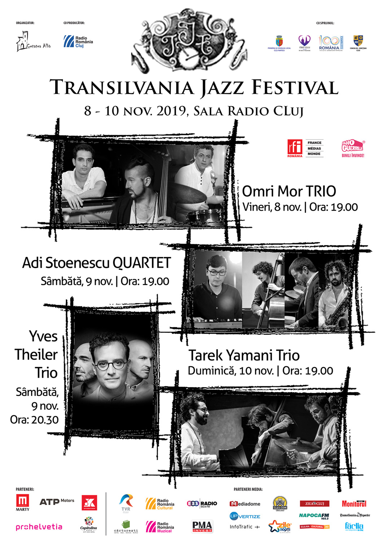 Transilvania Jazz Festival (2019)