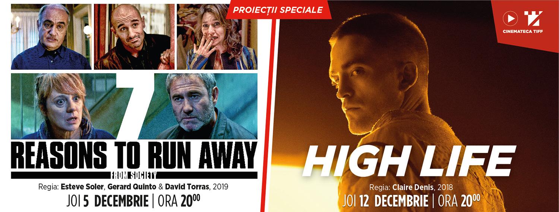 Cinemateca TIFF în decembrie