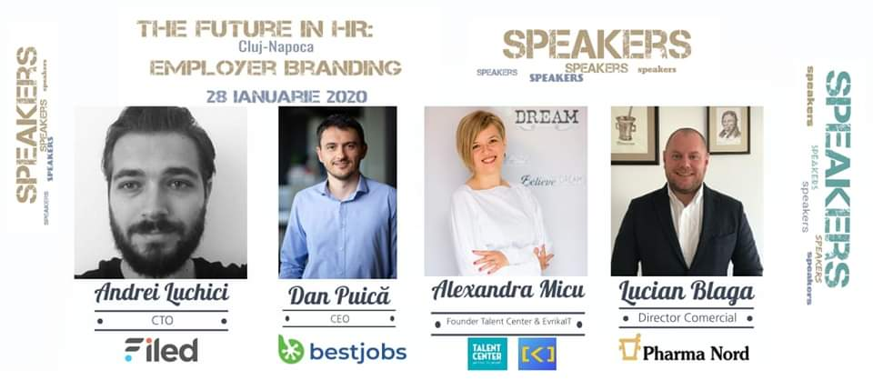 The Future in HR - Employer Branding Cluj Edition