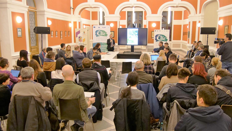 Dezbatere CIIC: noul parc Caragiale – mai mult spațiu verde și descoperirea unui tronson al Canalului Morii