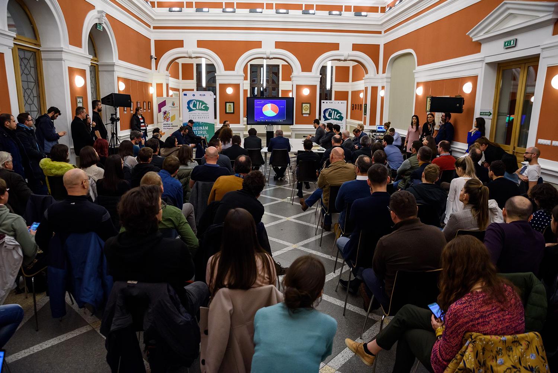 Idei pentru parcul Est. Dezbatere publică privind creionarea temei de concurs