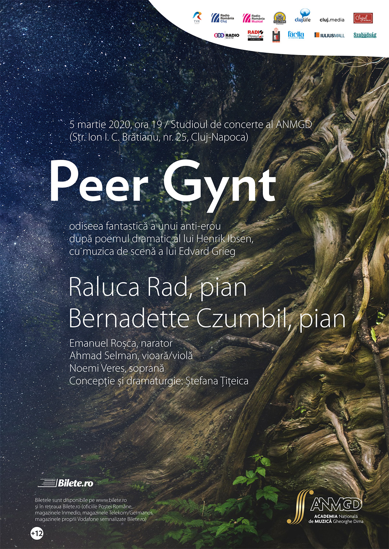 Peer Gynt – odiseea fantastică a unui anti-erou