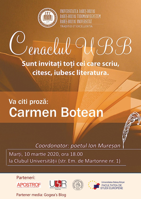 Cenaclul UBB