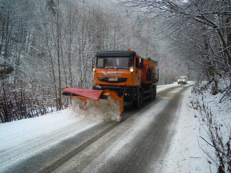 La nivelul județului Cluj nu există drumuri judeţene pe care traficul rutier să fie blocat