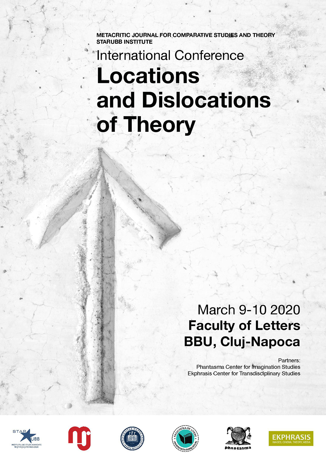 Locations and Dislocations of Theory