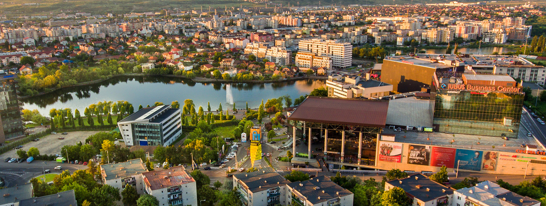 Iulius Mall este parte a inițiativei Un Singur Cluj