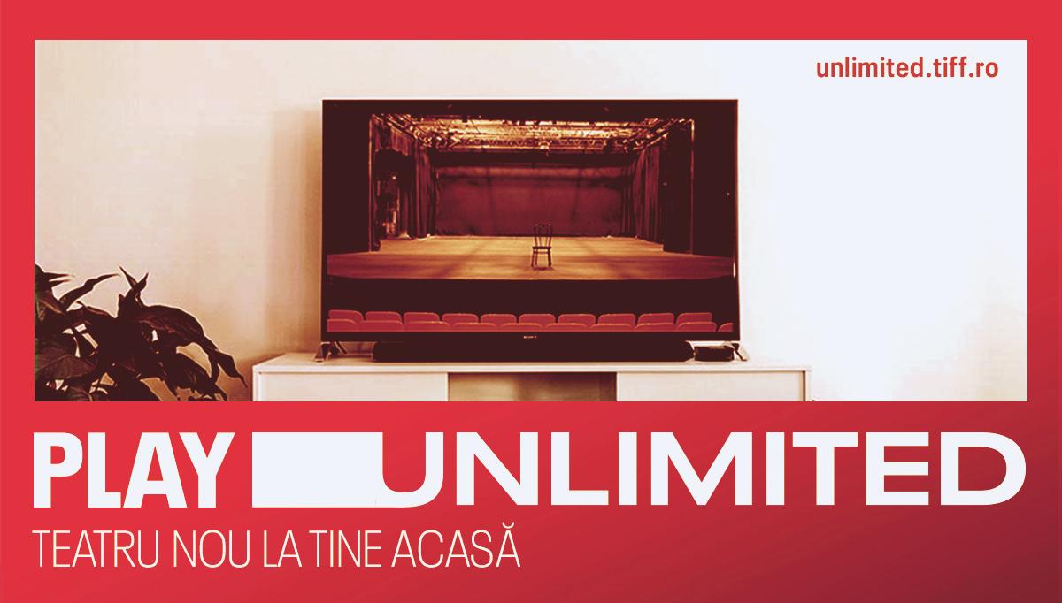 Play Unlimited: teatru nou la tine-acasă pe platforma de streaming a TIFF