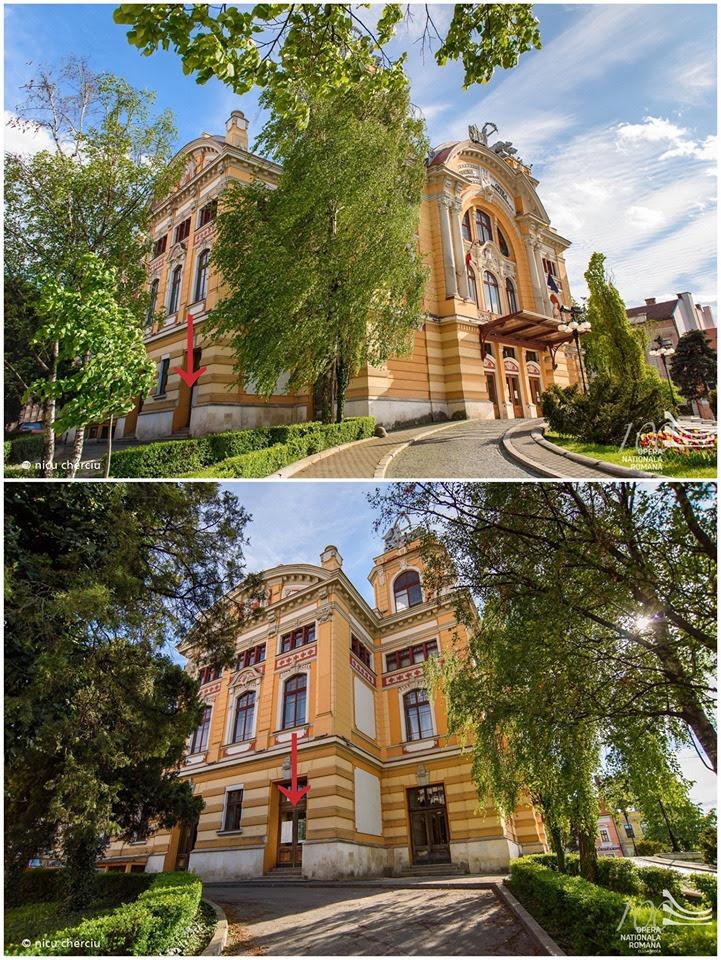 Agentia de bilete a Operei Naționale Române din Cluj-Napoca se redeschide într-o nouă locație