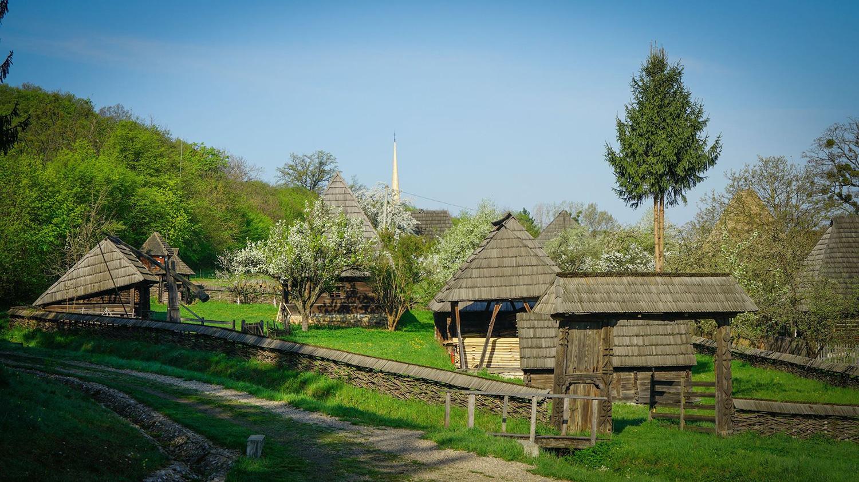 Redeschiderea Muzeului Etnografic al Transilvaniei