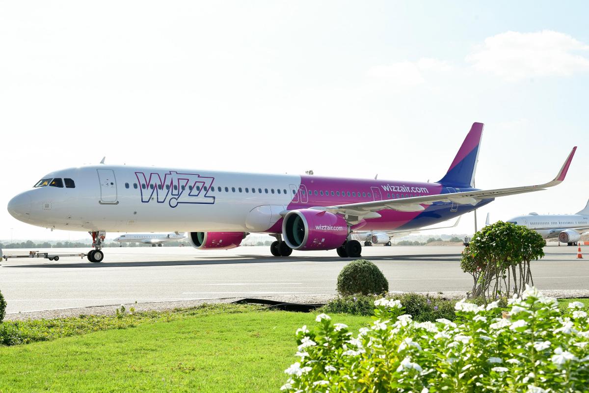 Wizz Air lansează primele zboruri low cost din Europa spre Abu Dhabi