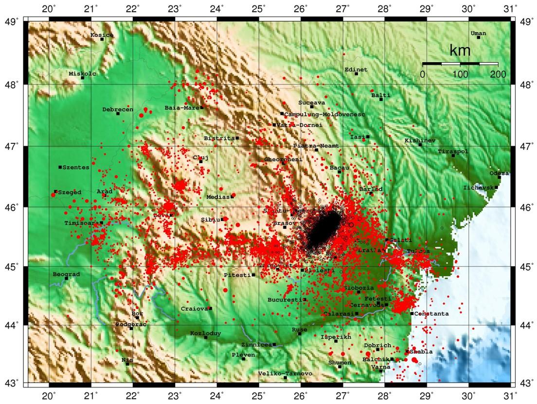 Universitatea Babeș-Bolyai organizează online o prelegere despre cutremurele din România