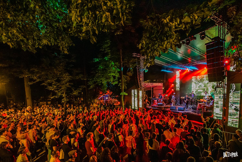 Ediția a opta a festivalului Jazz in the Park se amână pentru anul 2021