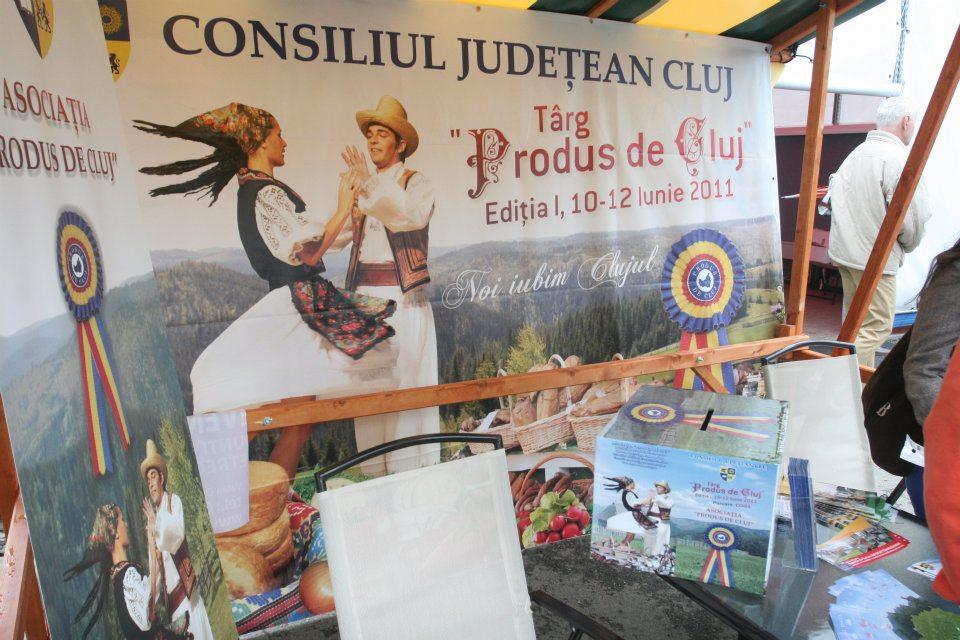 Produs de Cluj împlinește nouă ani