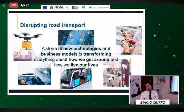 Soluțiile de mobilitate urbană sustenabilă, discutate de cinci orașe europene în cadrul primului workshop online CIIC