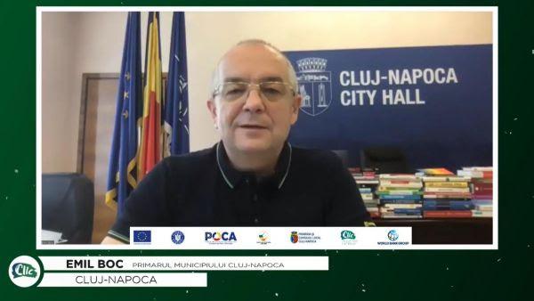 Clujul Verde perspectiva 2030: parcuri noi în fiecare zonă a orașului și 100.000 de copaci plantați