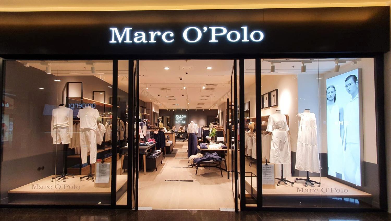 Marc O'Polo a deschis primul magazin din afara Bucureștiului și al doilea din România, în Iulius Mall Cluj