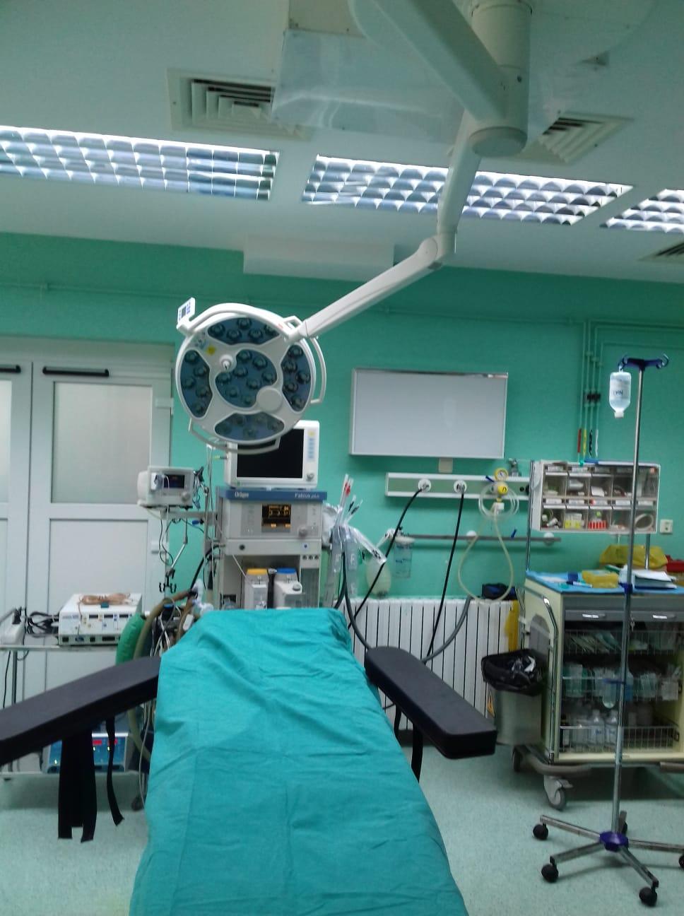 Noi echipamente de luptă împotriva COVID-19 vor intra în dotarea Ambulatoriului Spitalului Județean de Urgență Cluj