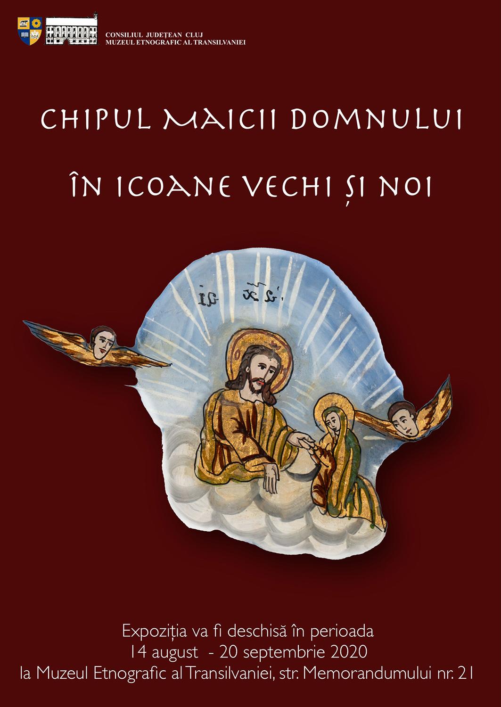 Chipul Maicii Domnului în icoane vechi și noi