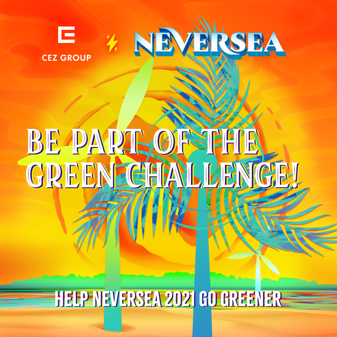 Festivalul Neversea lansează campania The Green Challenge