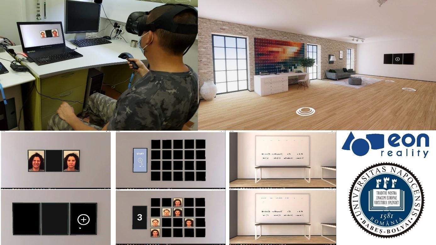 Universitatea Babeș-Bolyai lansează produsul VR-MIND pentru reglare psihologică prin tehnologie virtuală