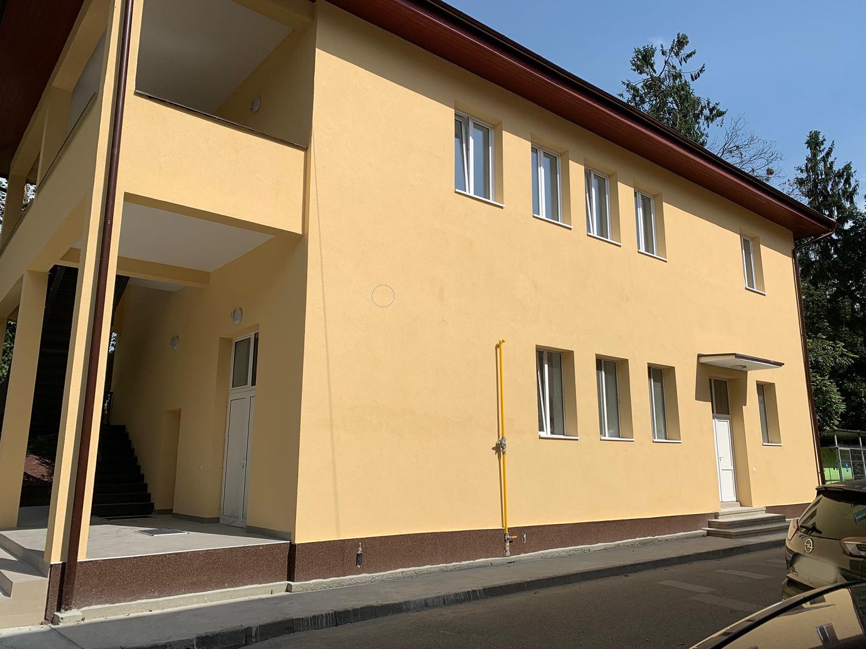 Au fost finalizate lucrările de extindere și etajare de la Spitalului Clinic de Pneumoftiziologie Leon Daniello din Cluj-Napoca