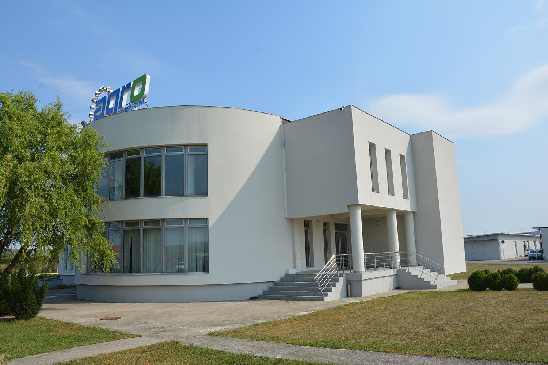 Noi facilități destinate depozitării și desfacerii produselor agro-alimentare la Piața Agro Transilvania din Dezmir