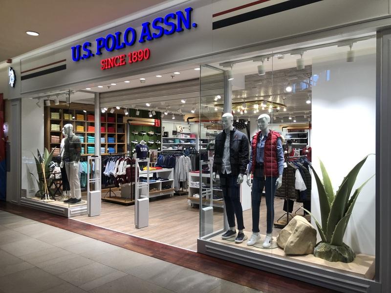 U.S. Polo ASSN. a inaugurat primul magazin din regiunea nord-vest în Iulius Mall Cluj