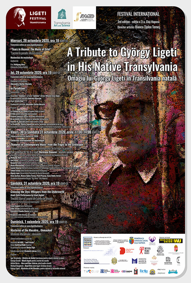 A Tribute to György Ligeti in His Native Transylvania