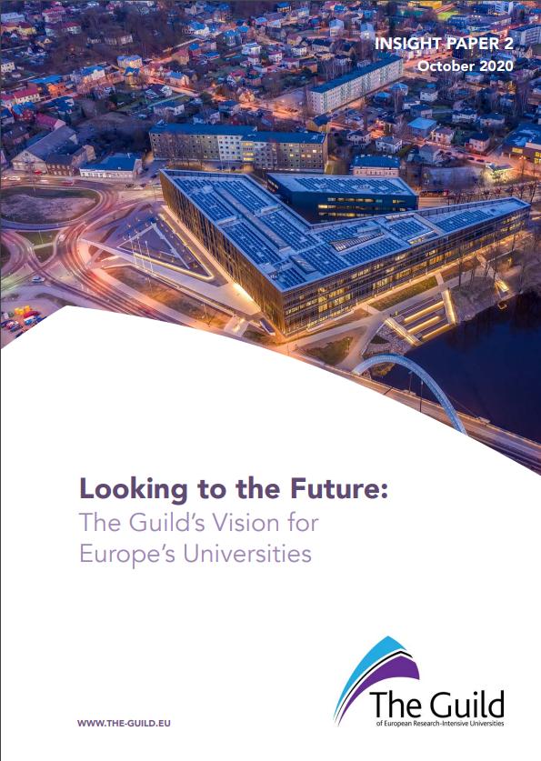 Organizația academică GUILD  se pronunță pentru redefinirea instituției universității europene