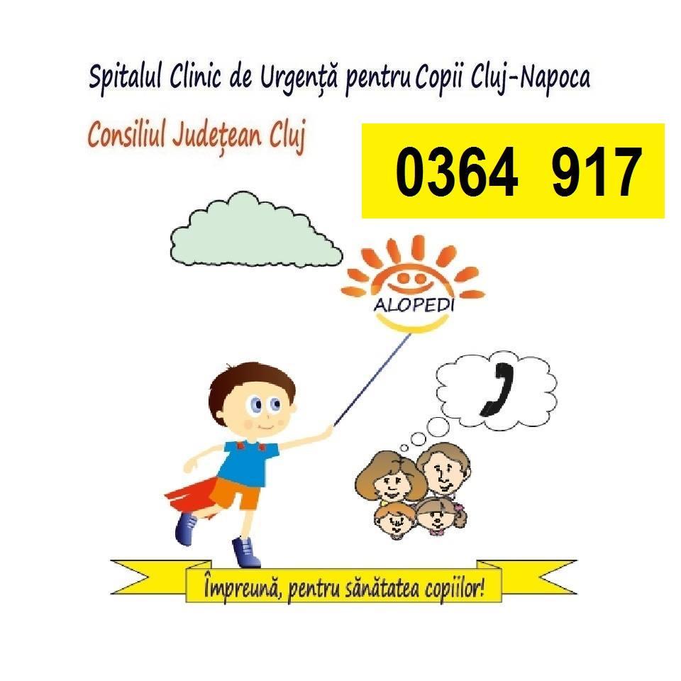 Serviciul de sfaturi medicale pediatrice ALOPEDI, extrem de util în timpul crizei sanitare