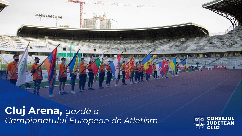 În 2021 Cluj-Napoca va fi capitala europeană a atletismului