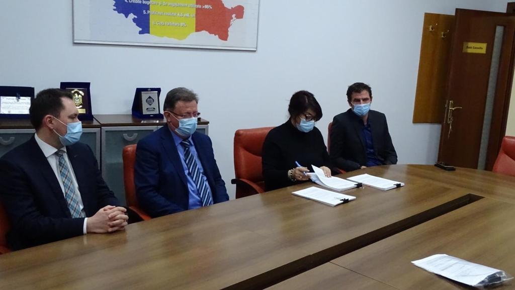 Moment istoric pentru Academia Națională de Muzică Gheorghe Dima din Cluj-Napoca