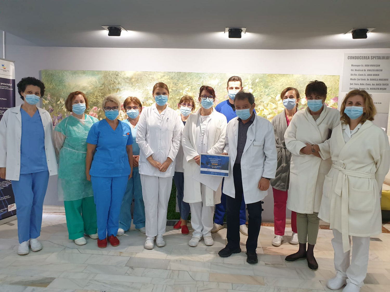 Personalul medical clujean din prima linie a luptei cu COVID-19 va fi distins cu titlul de Cetățean de Onoare al Județului Cluj