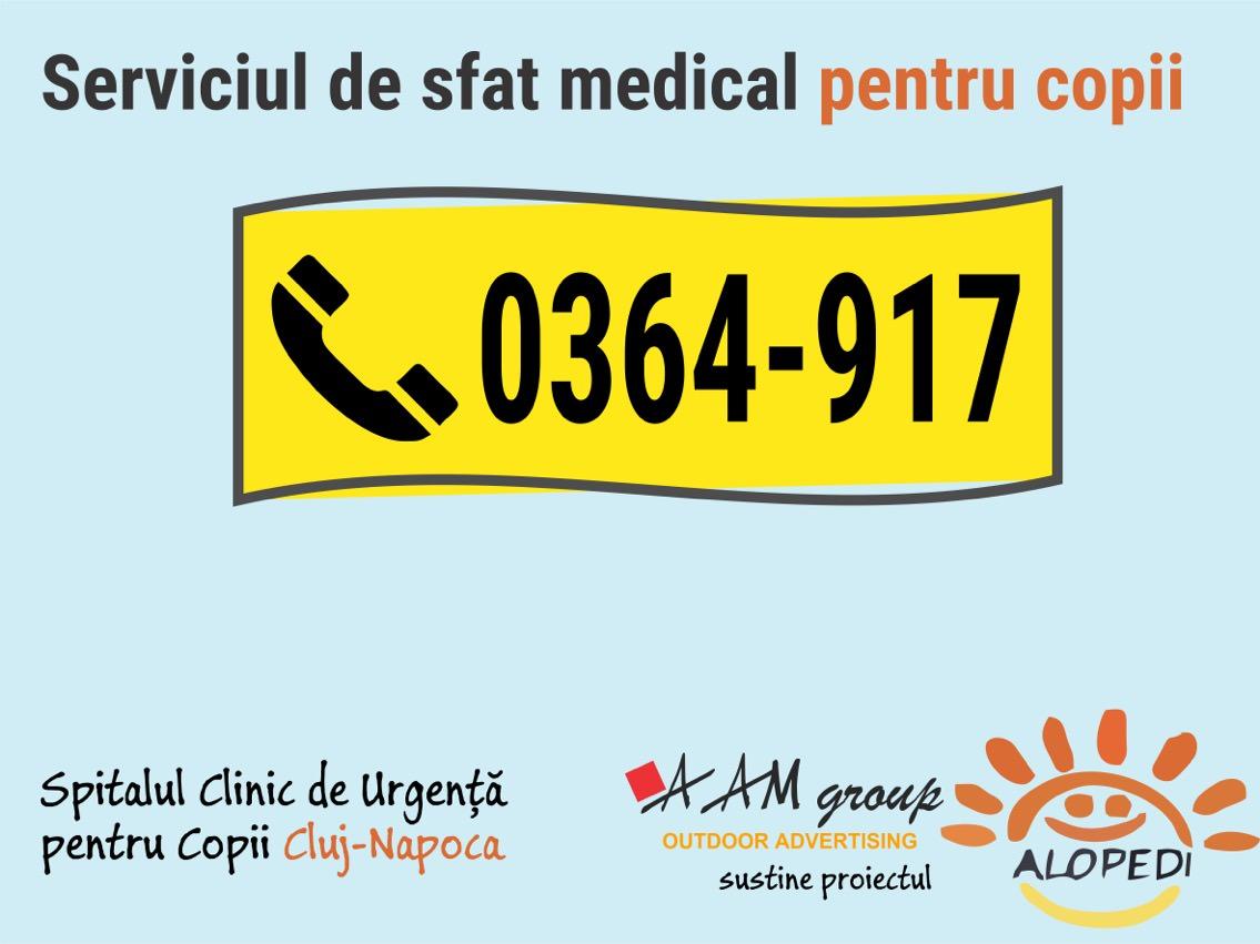 Spitalul Clinic de Urgență pentru Copii din Cluj-Napoca va asigura permanența în perioada sărbătorilor de iarnă