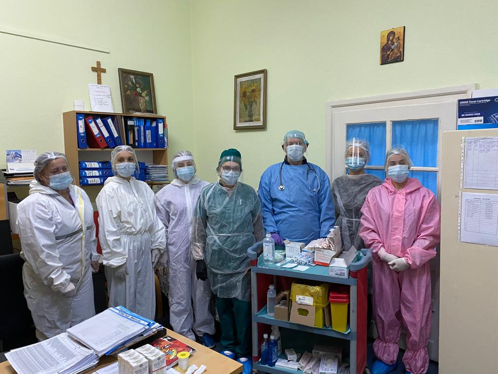 A început vaccinarea personalului și beneficiarilor din cadrul Direcției Generale de Asistență Socială și Protecția Copilului Cluj