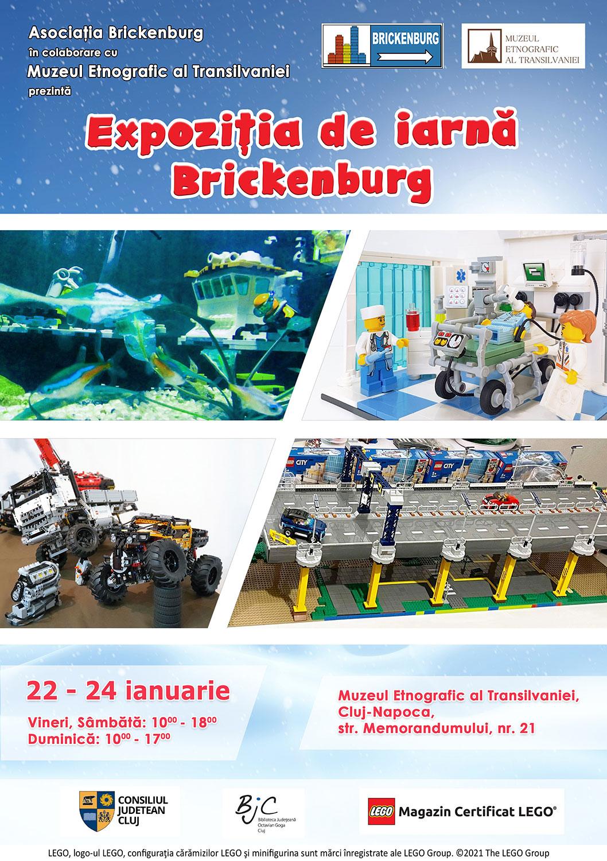Expoziția de Iarnă Brickenburg (2021)