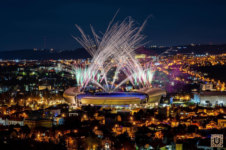 Peste 2,9 milioane de români s-au uitat la show-urile UNTOLD de Revelion de la PRO TV și de pe canalul de Youtube al festivalului