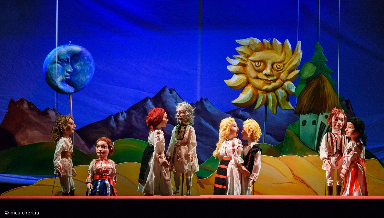 Săptămână cu evenimente speciale la Teatrul Puck