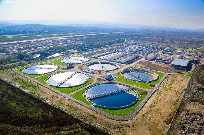 Consiliul Județean Cluj a realizat în 14 ani o creștere a beneficiarilor serviciilor de furnizare apă de la 400.000 locuitori la 850.000 locuitori