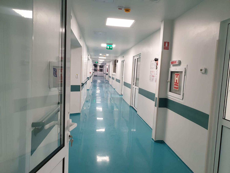 Două noi investiții finalizate de Consiliul Județean la Spitalul Clinic de Boli Infecțioase